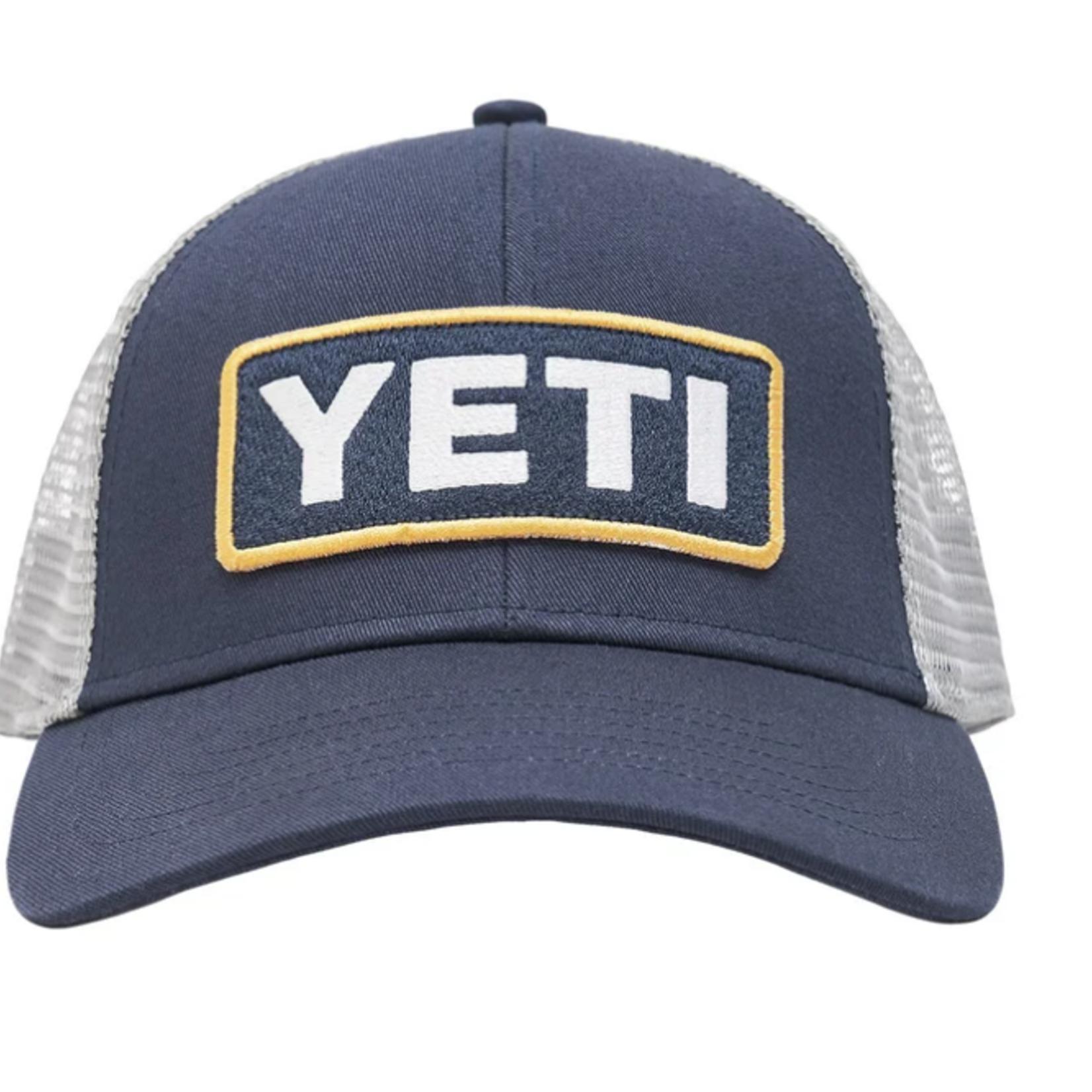 Yeti Yeti Logo Badge Low Pro Hat