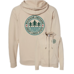 my great lake Michigan Awesome Unisex Great Lakes Icon Zip Hoodie