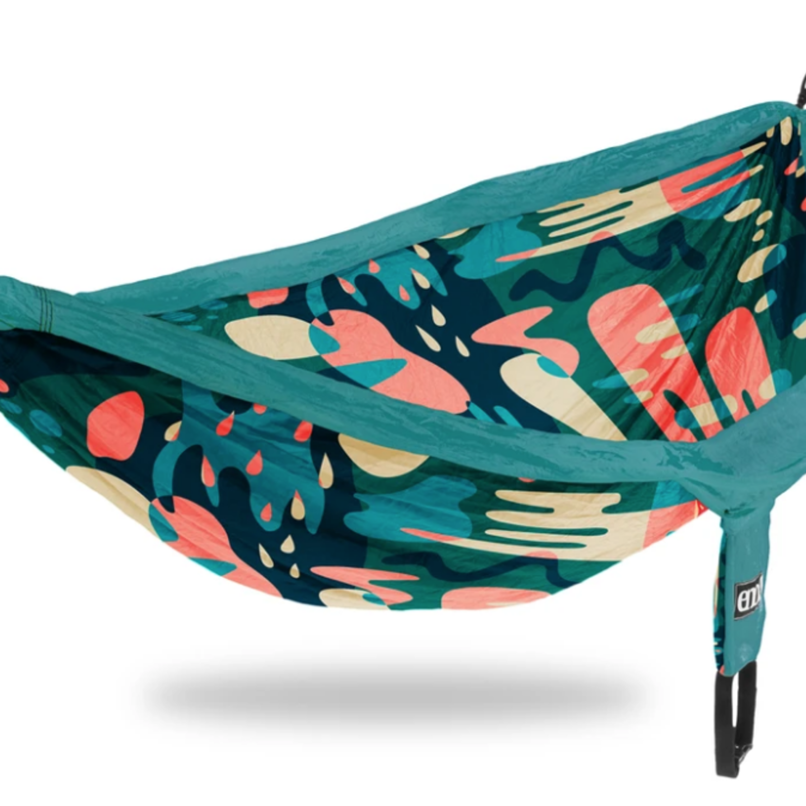 ENO - Eagles Nest Outfitters ENO Double Nest Print Hammock