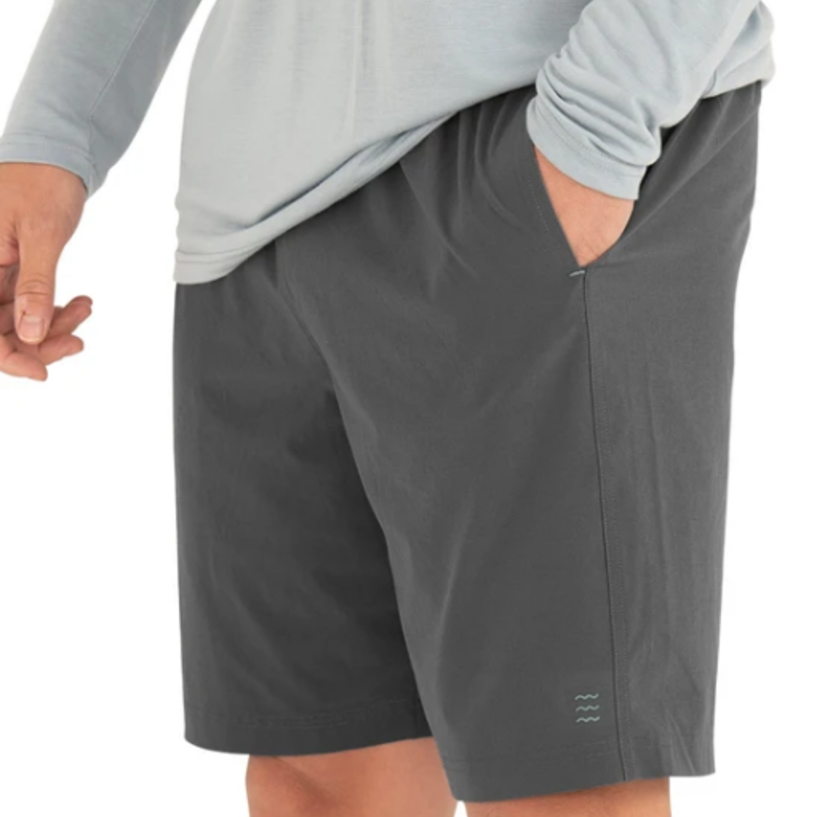 Free Fly Free Fly M's Lined Breeze Short