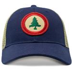 Civil Standard New England Roundel Snapback-Navy-O/S