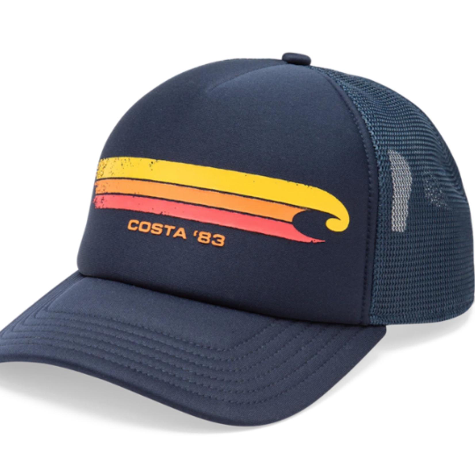 Costa Costa Hang Loose Foam Trucker-Navy-O/S
