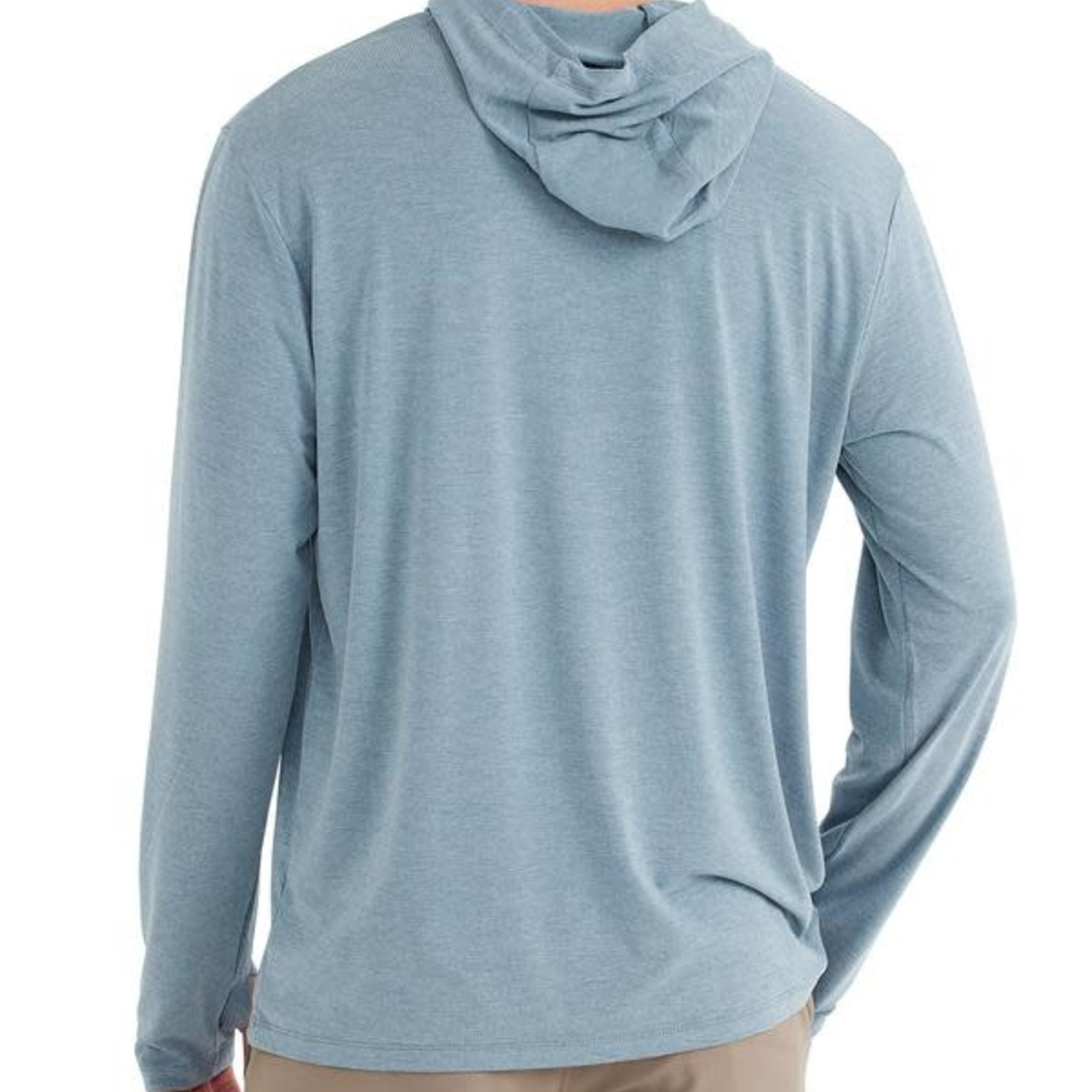 Free Fly Free Fly M's Bamboo Crossover Hoody