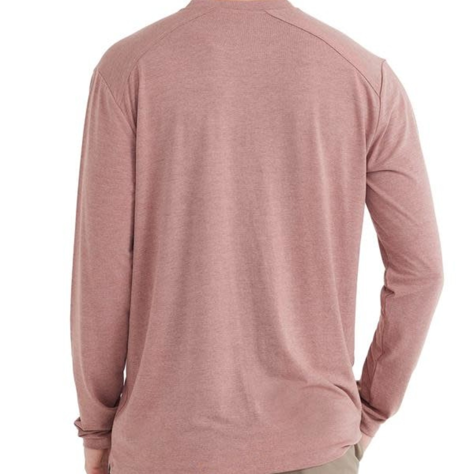 Free Fly Free Fly M's Bamboo Flex Henley