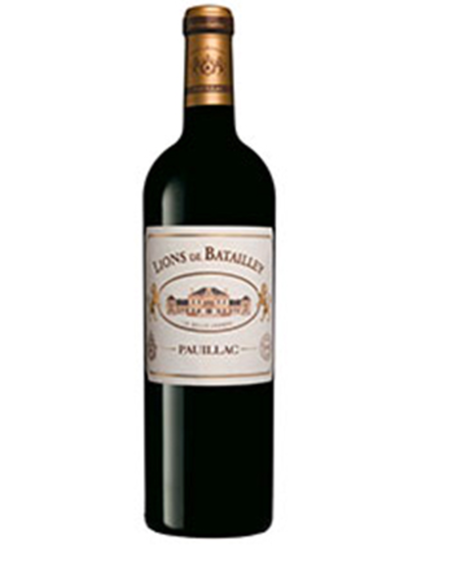 Batailley Chateau Batailley Lions de Batailley Pauillac 2014