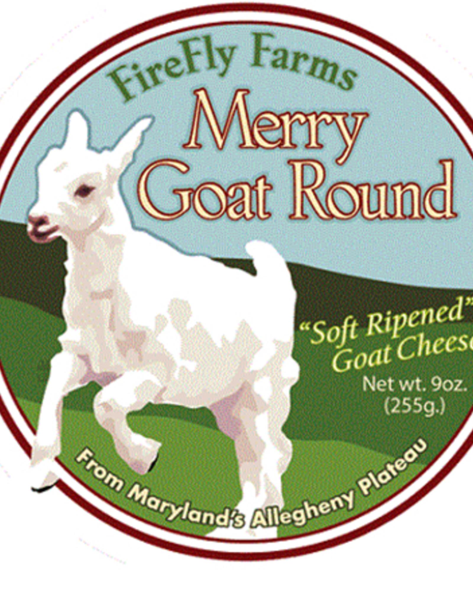 Firefly Farms Firefly Farms Merry Goat Round 8oz