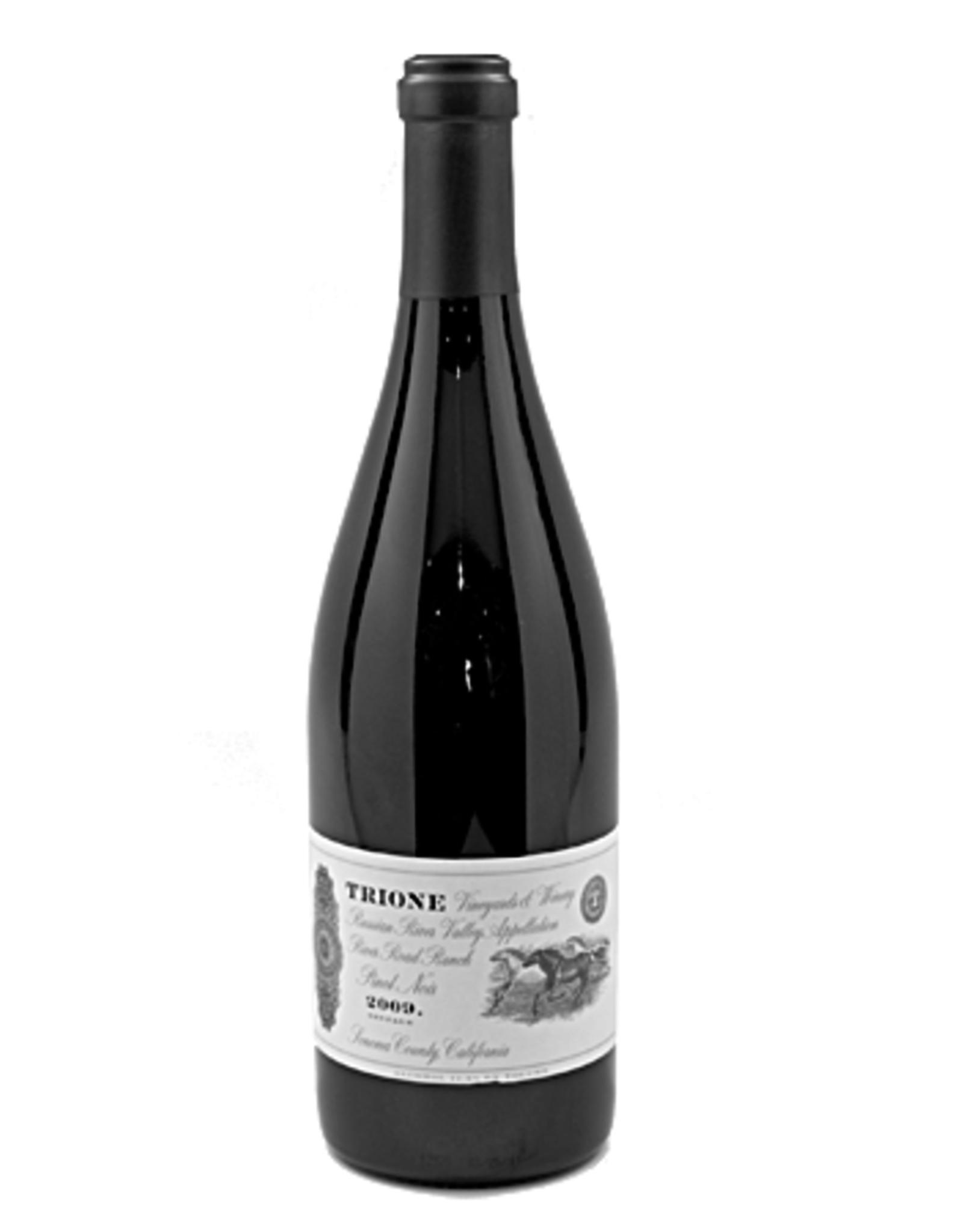 Trione Trione River Road Ranch Pinot Noir  Sonoma 2016