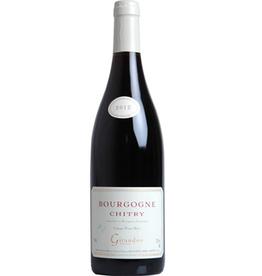 Marcel Giraudon Marcel Giraudon Bourgogne Chitry Rouge PInot Noir 2019
