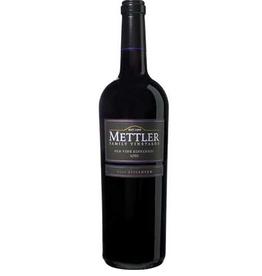 Mettler Mettler Family Vineyards Old Vine Zinfandel 2018
