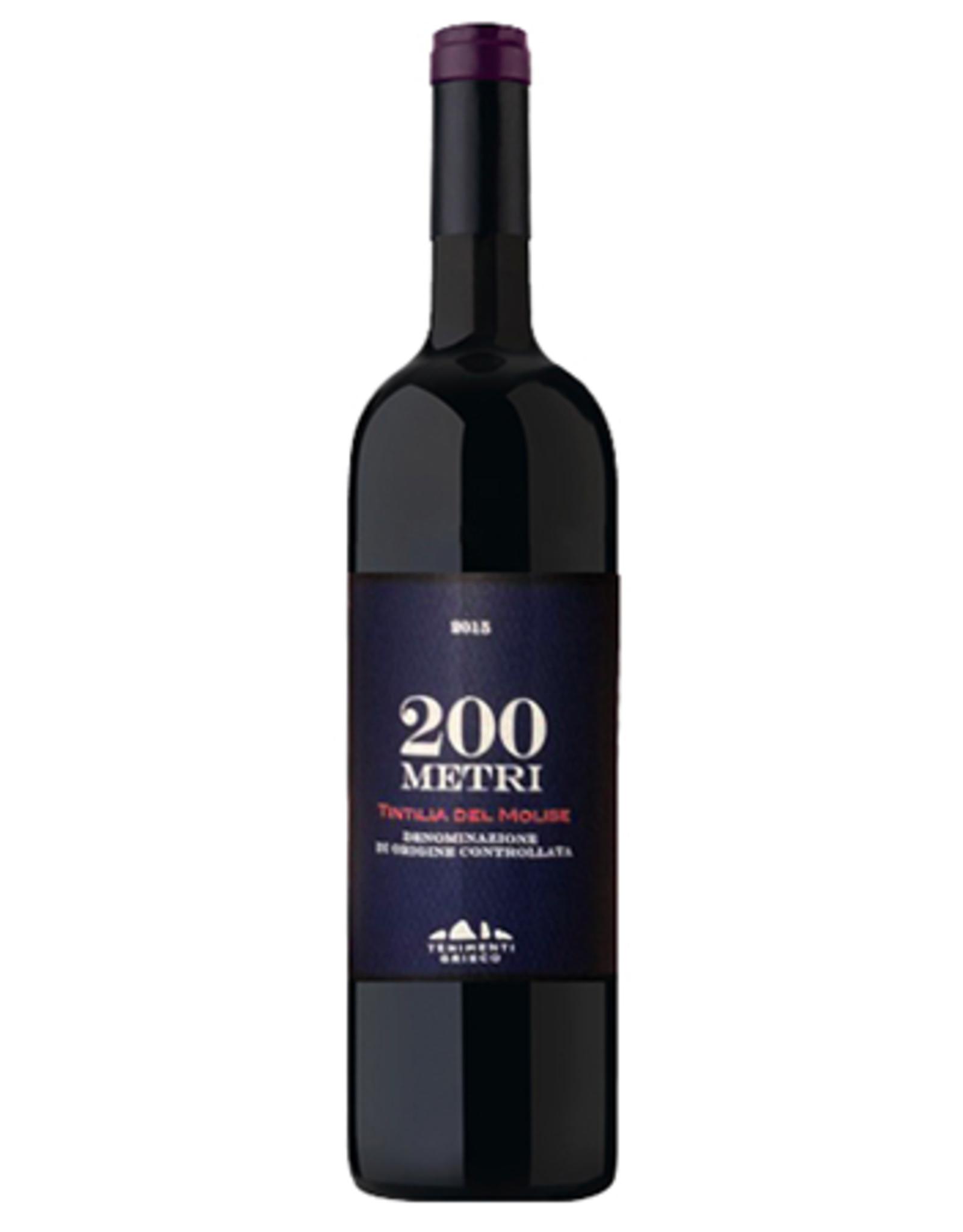 Tenimenti Grieco Tenimenti Grieco 200 Metri Tintilia del Molise 2016