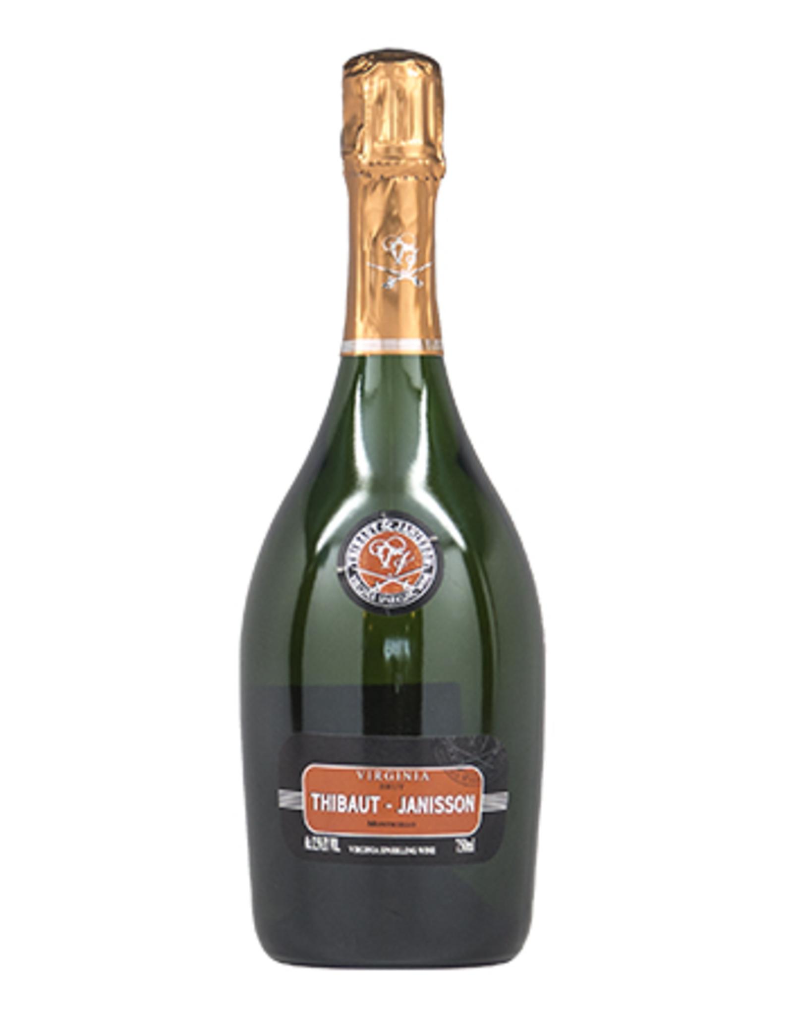 Thibault-Janisson Thibaut-Janisson Blanc de Chardonnay Brut NV
