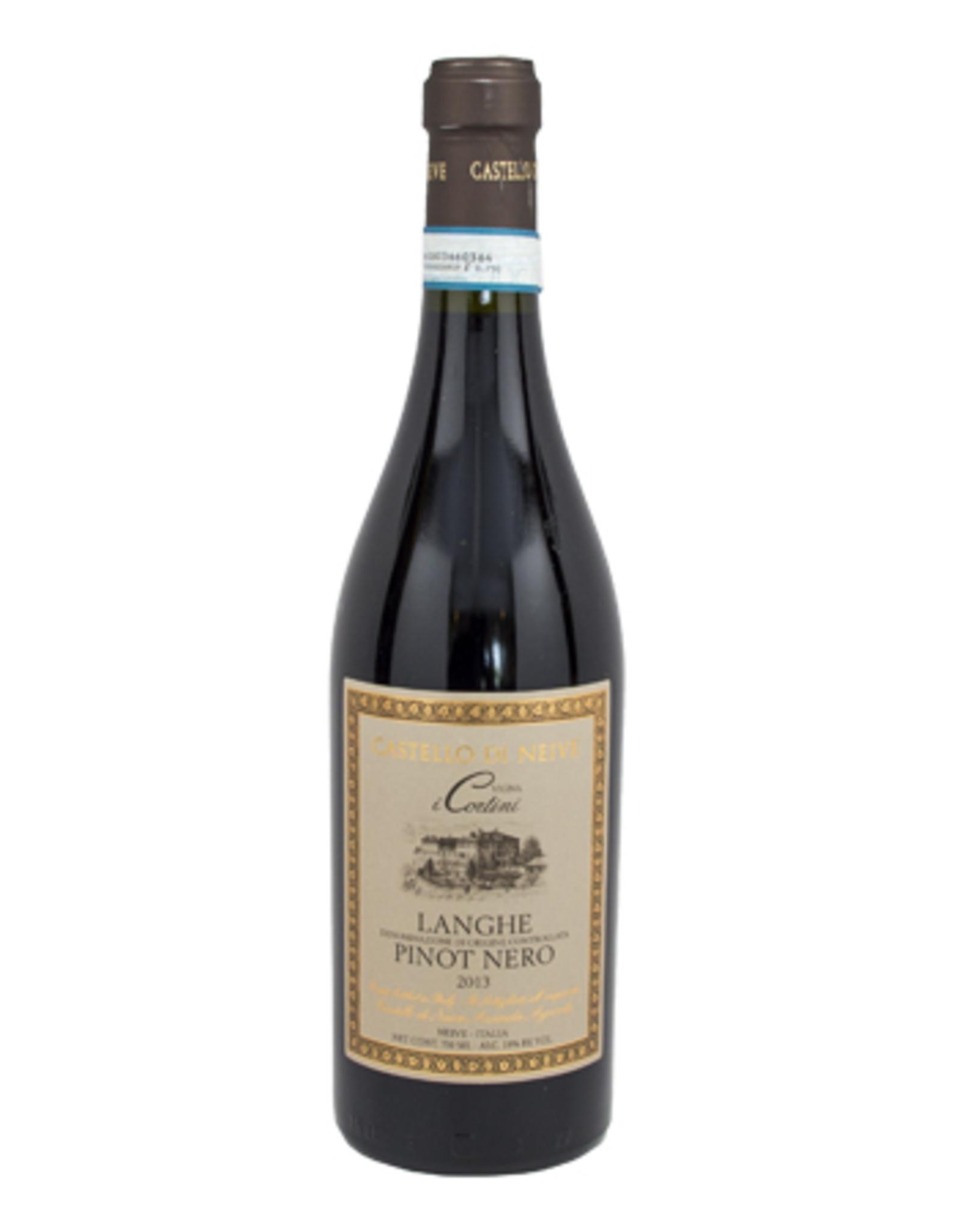 Castello di Neive Pinot Nero 2018