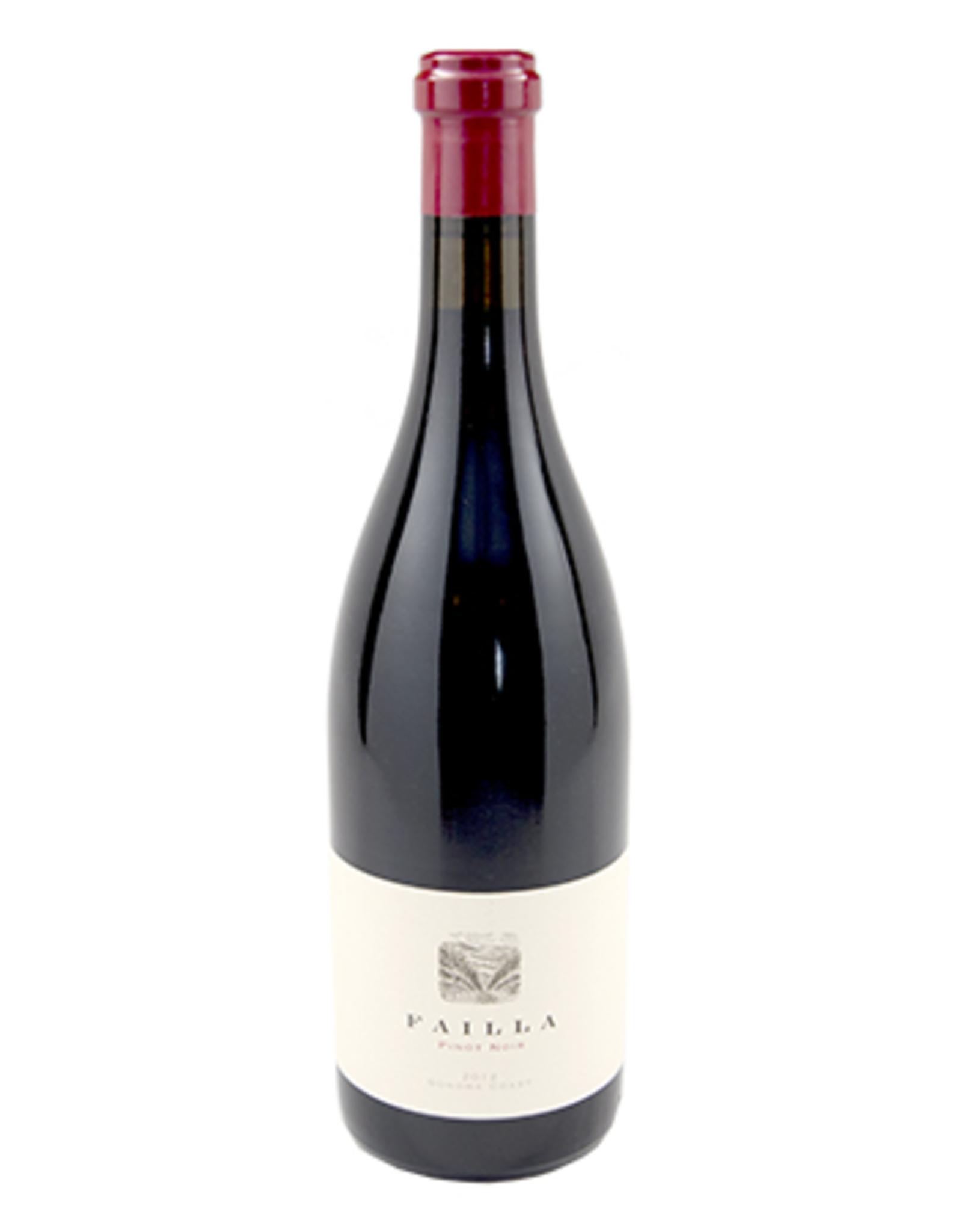 Failla Willamette Pinot Noir 2018