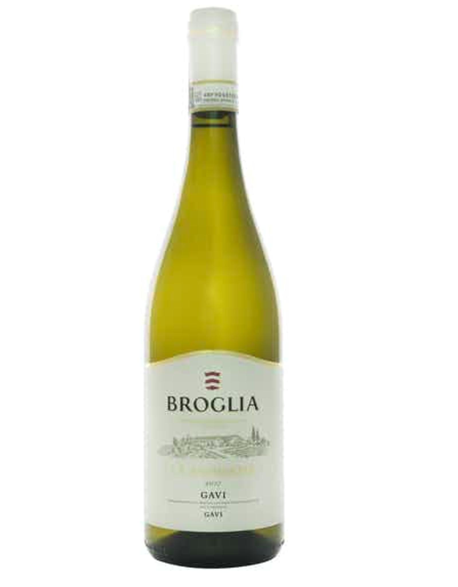 Piero Broglia Broglia Gavi La Meirana 2019