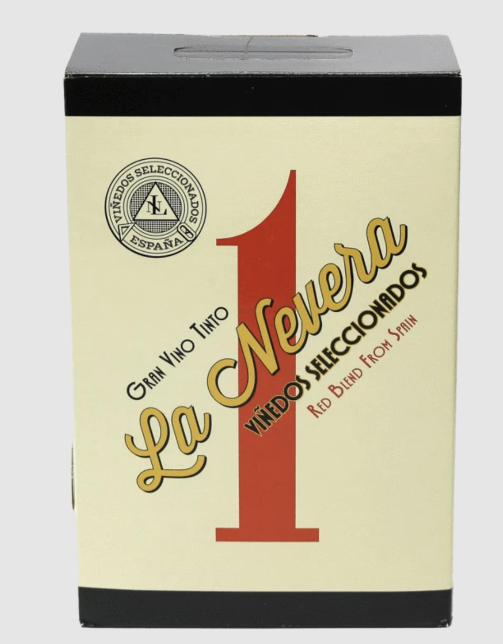 Regular Inventory Item La Nevera Tinto Bag in Box 2018 3 liter