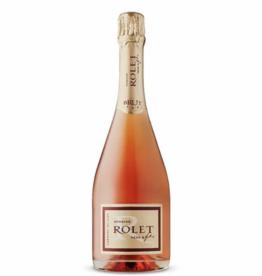 Rolet Rolet Cremant du Jura Rose Brut Non-Vintage
