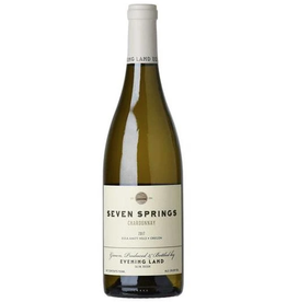 Evening Land Chardonnay Seven Springs Willamette Valley 2017