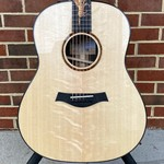 Taylor Taylor Catch Custom #34, Grand Pacific, Ziricote Back and Sides, Bearclaw Lutz Spruce Top, Running Horses Inlay, Engraved Tuners, ES2 Electronics, Western Paisley Case