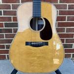 Santa Cruz Guitar Co. Santa Cruz Brad Paisley Pre War Model, Bearclaw European Spruce Top, Indian Rosewood Back and Sides, Adirondack Bracing w/ Hot Hide Glue, Hardshell Case