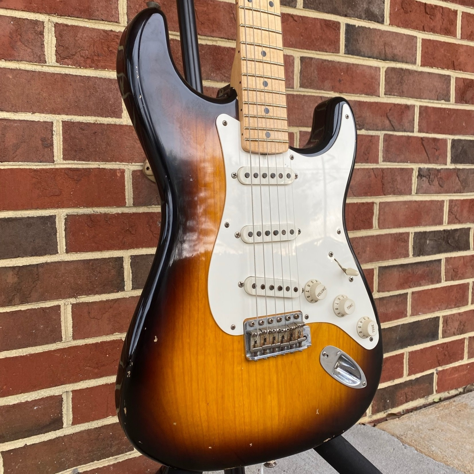 Fender Custom Shop Limited Edition Wildwood 10 50's Stratocaster Relic, Hardshell Case (USED)