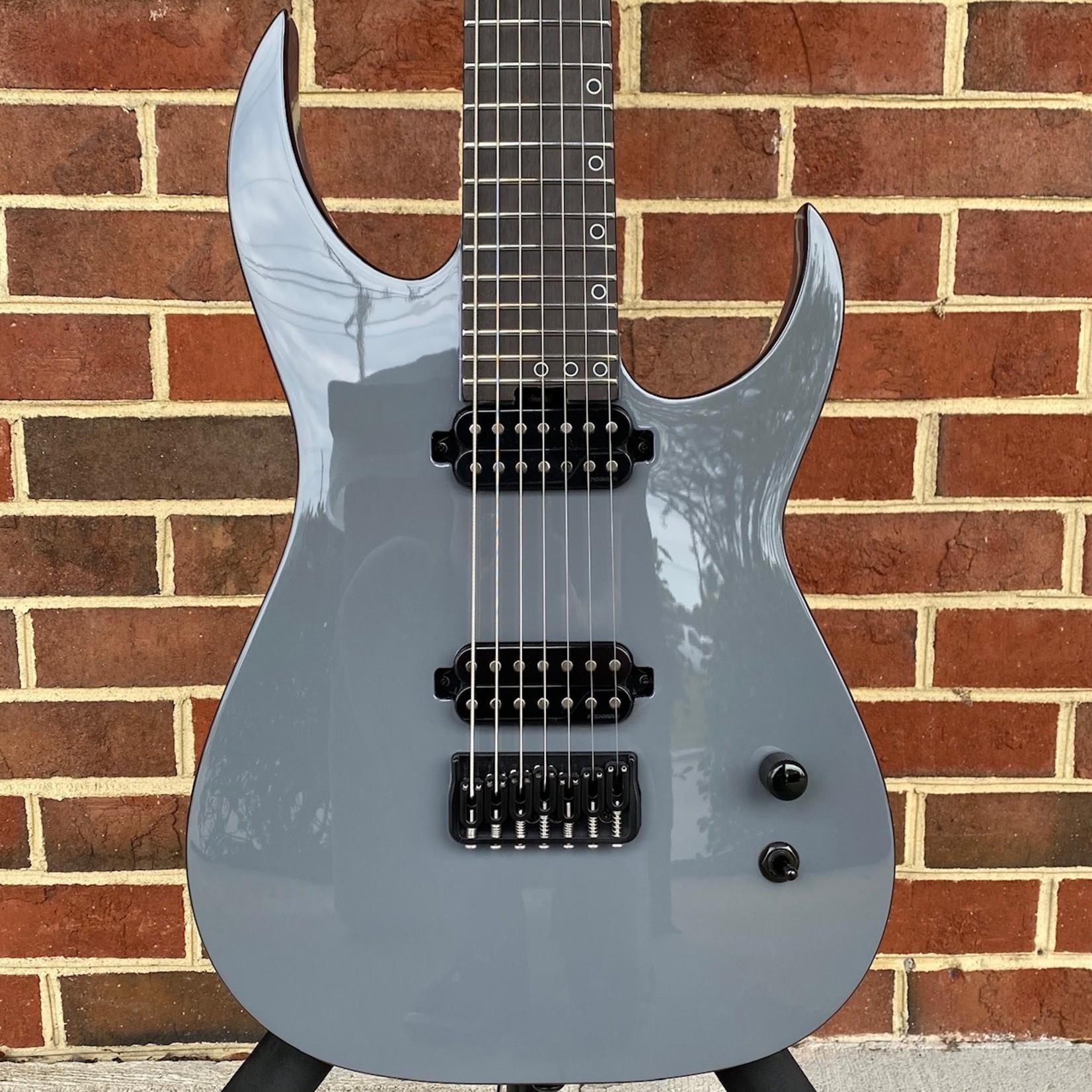 Schecter Guitar Research Schecter Keith Merrow MK-III, Telesto Grey, Fishman Fluence Pickups, Ebony Fretboard, Locking Tuners, Luminlay Side Markers