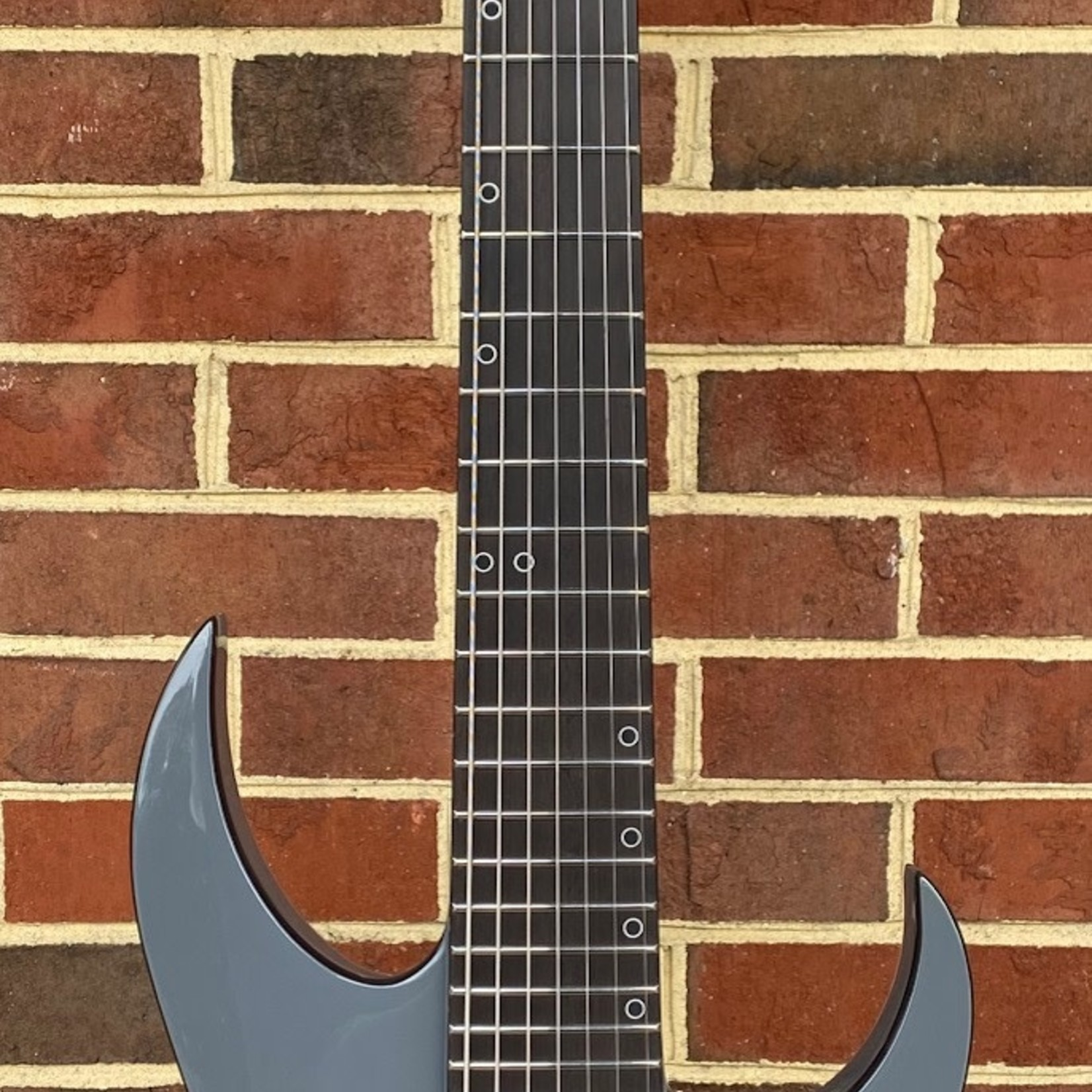 Schecter Guitar Research Schecter Keith Merrow MK-III, Telesto Grey, Fishman Fluence Pickups, Ebony Fretboard, Locking Tuners, Luminlay Side Markers