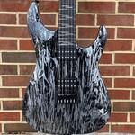 Schecter Guitar Research Schecter C-1 Silver Mountain, Schecter USA Sonic Seducer Pickups, Hipshot Ibby Bridge, Schecter Locking Tuners