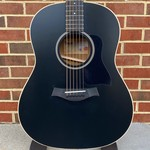 Taylor Taylor AD17e, American Dream Blacktop, Grand Pacific, Solid Spruce Top, Solid Ovangkol Back and Sides, ES2 Electronics, Aerocase