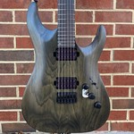 Schecter Guitar Research Schecter C-1 Apocalypse, Rust Grey, Schaller Locking Tuners, Hipshot Bridge, Schecter USA Apocalypse VI pickups