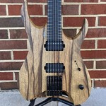 Mayones Mayones Hydra BL 6, Black Limba Body, Headless