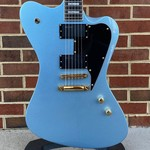 LTD ESP LTD Sparrowhawk, Bill Kelliher Signature Model, Pelham Blue, Lace Sensor Pickups, Locking Tuners, Hardshell Case (USED)