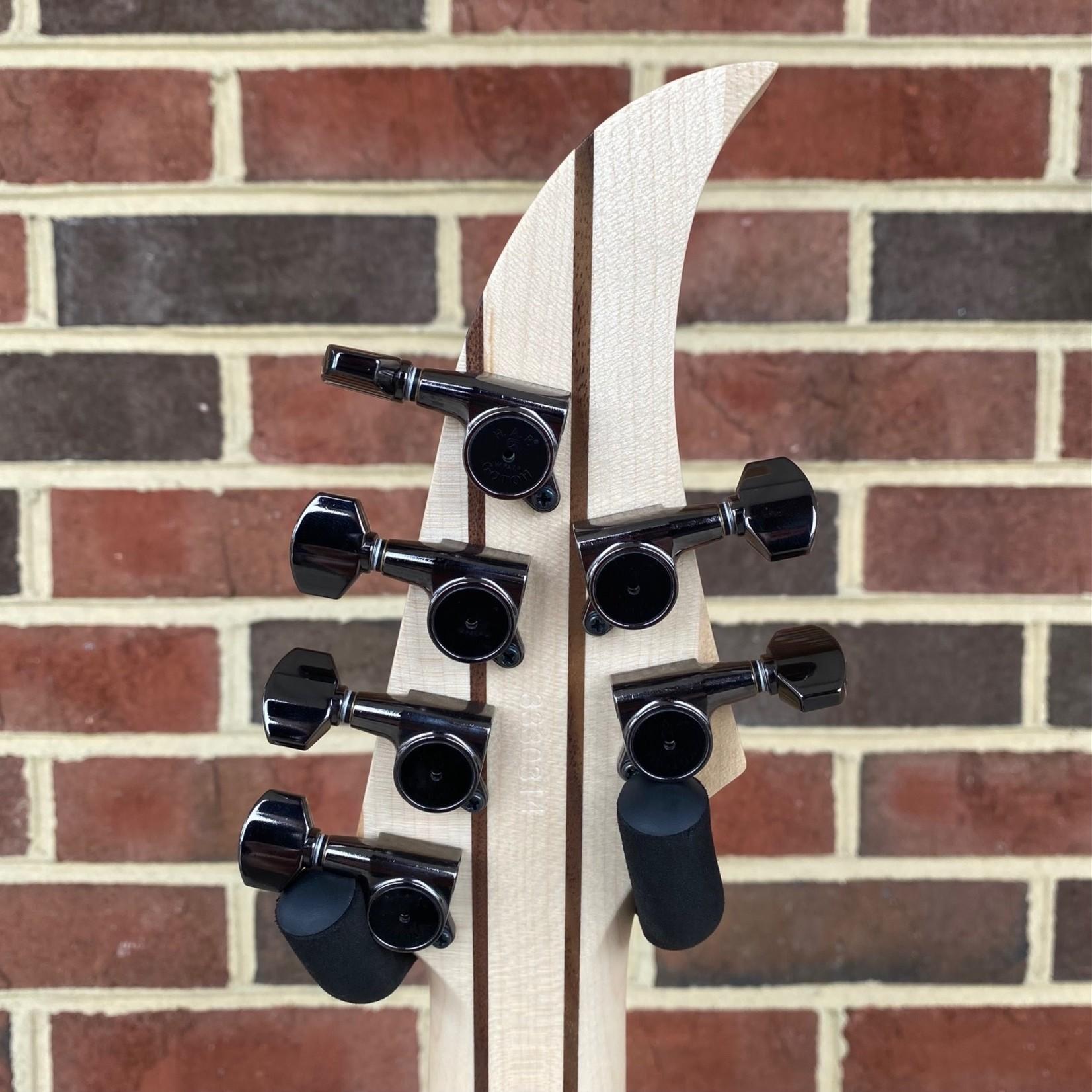 Caparison Guitars Caparison TAT Special FM, Trans Stain Black Matte