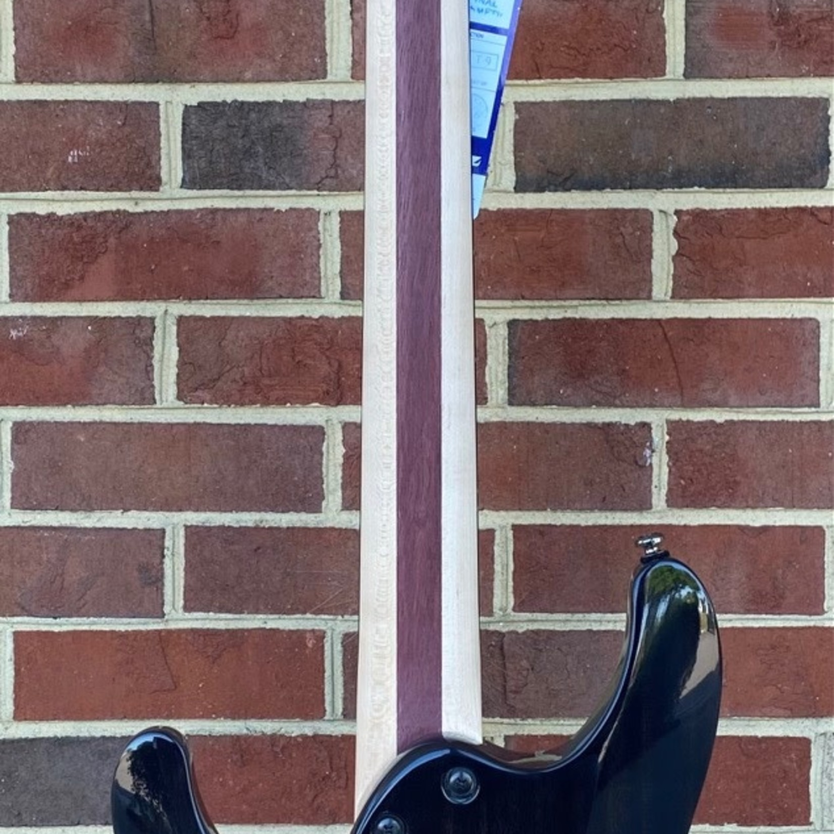 Ibanez Ibanez JIVA10DSB, Nita Strauss Signature Model, Deep Space Blonde, Quilted Maple Top, Nyatoh body, 3pc Maple/Purple Heart Nitro Wizard neck, Ebony FB, Dimarzio Pandemonium Humbuckers, Dimarzio True Velvet Single Coil