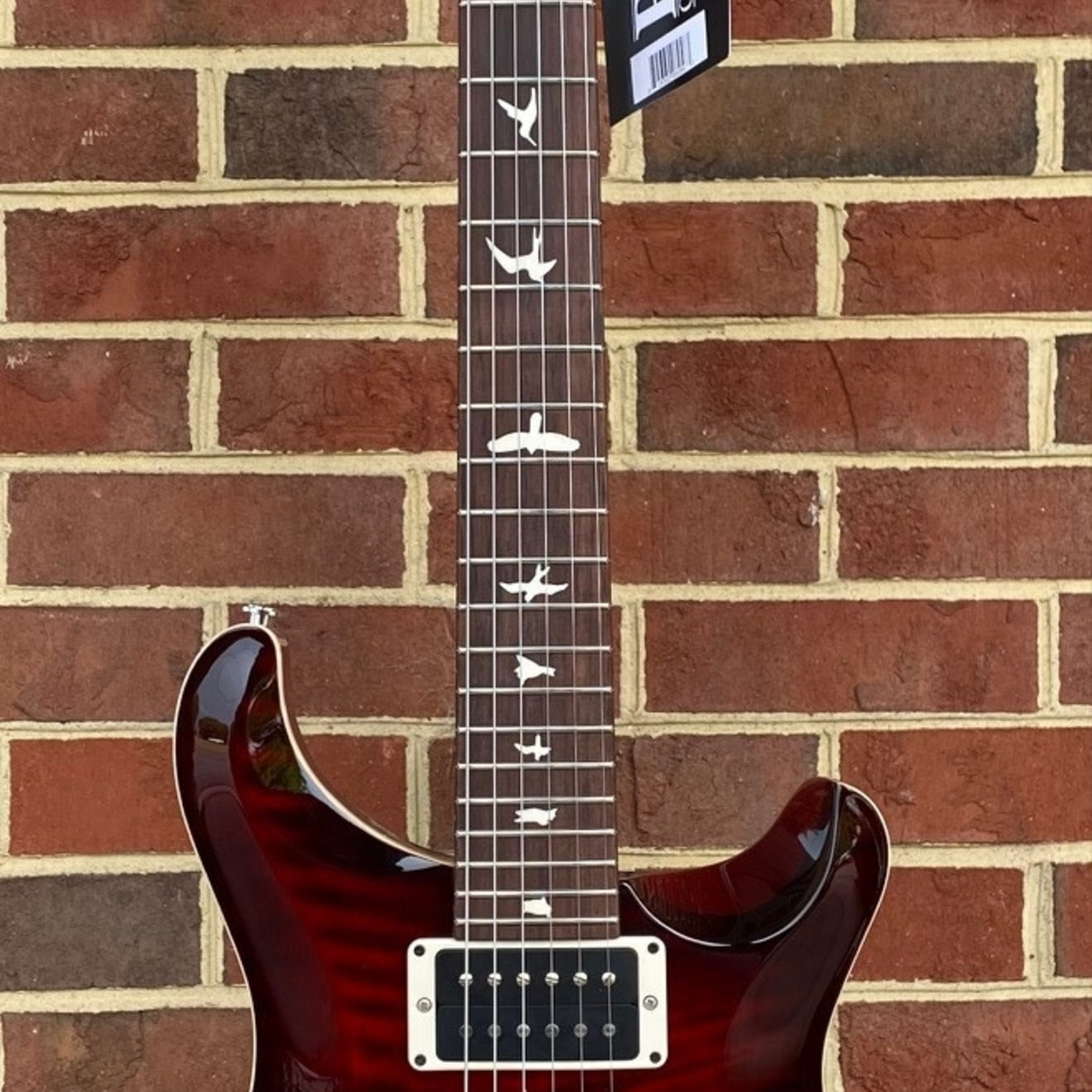 Paul Reed Smith Paul Reed Smith CE24, Fire Red Burst, 85/15 Pickups, Gig Bag