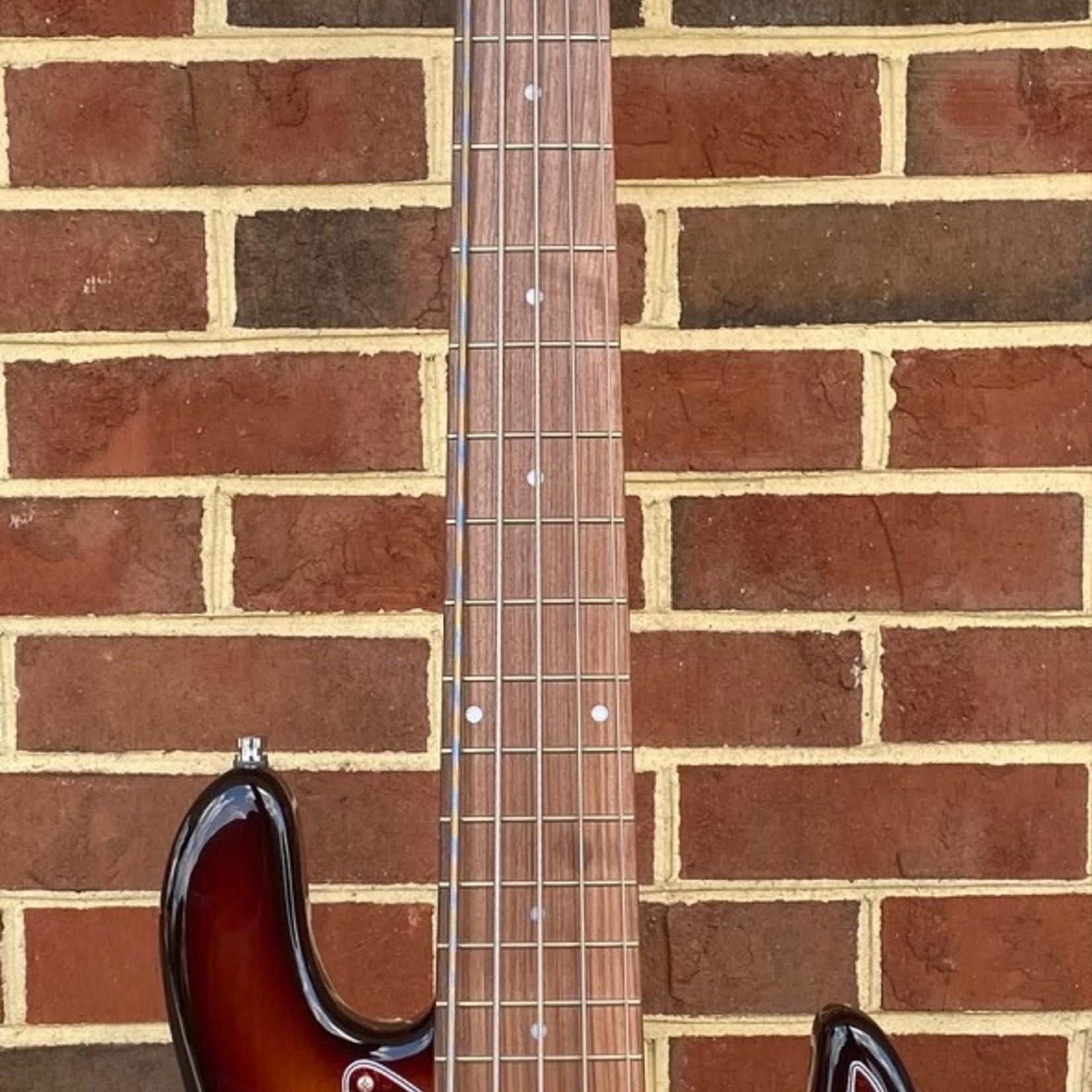 Sadowsky Sadowsky MetroLine Vintage J 5-String, 21 Fret, '59 Sunburst High Polish, Red Alder Body, Morado Fretboard
