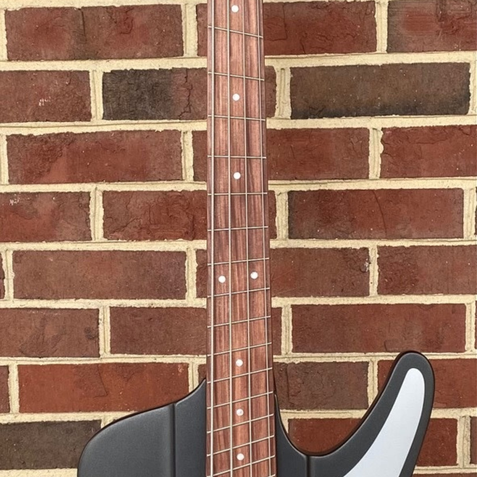 Dingwall Dingwall D-Roc Standard 4-String, Matte Metallic Black, Pau Ferro Fretboard, Dingwall Gig Bag, SN# 9271