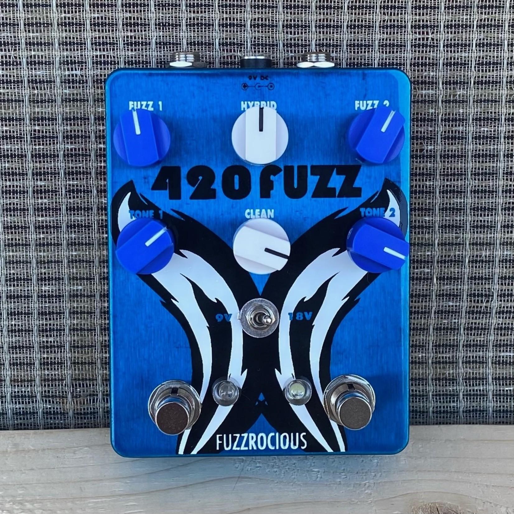 Fuzzrocious Fuzzrocious 420 Fuzz V2