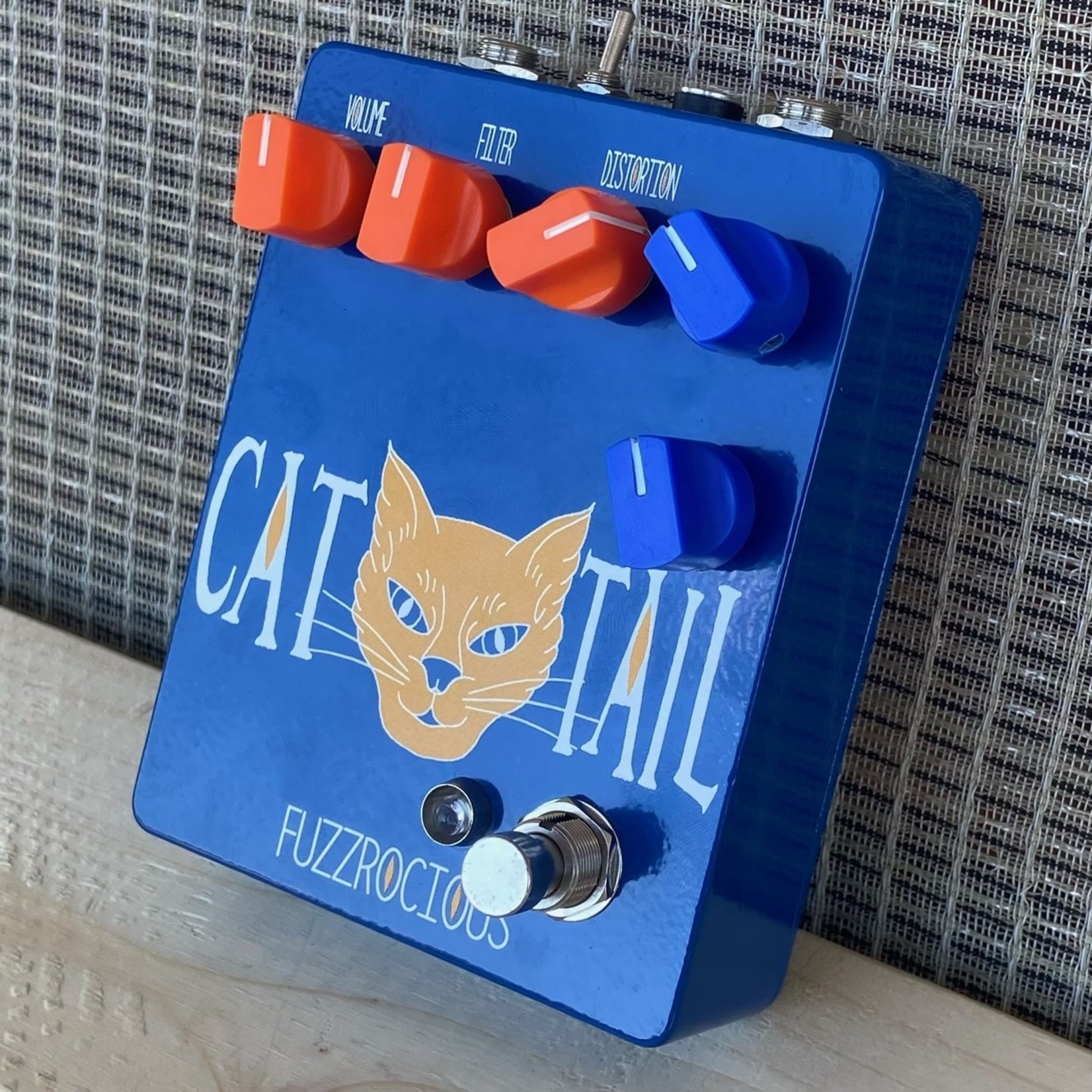 Fuzzrocious Fuzzrocious Cat Tail OD/Distortion