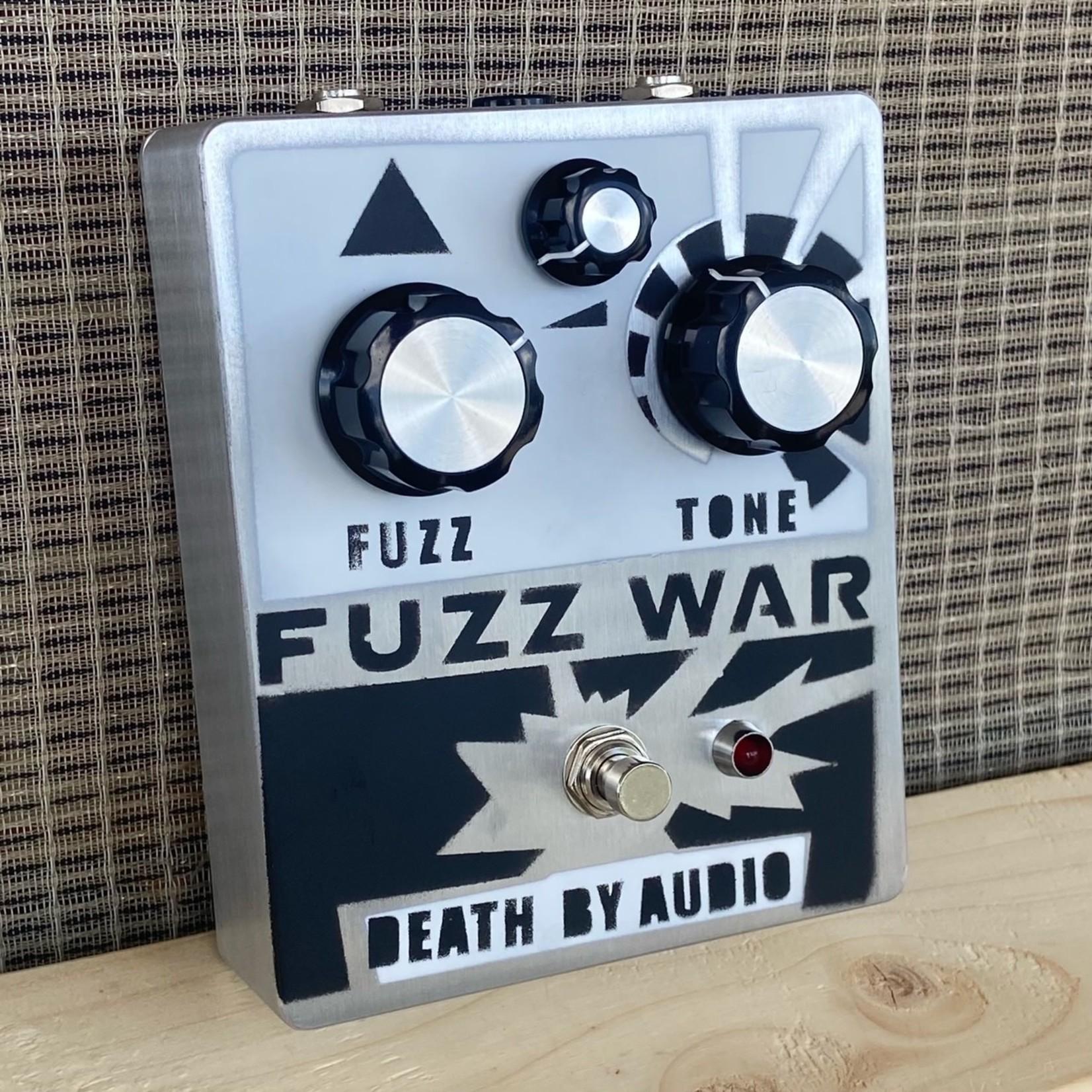 Death By Audio Death By Audio Fuzz War Fuzz Pedal