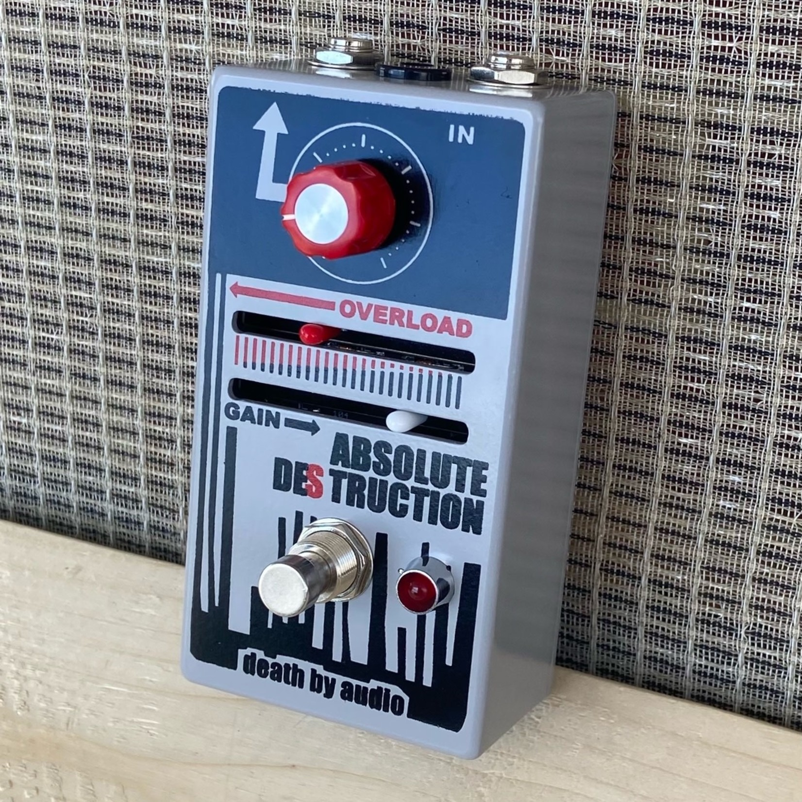 Death By Audio Death By Audio Absolute Destruction Fuzz/Overload