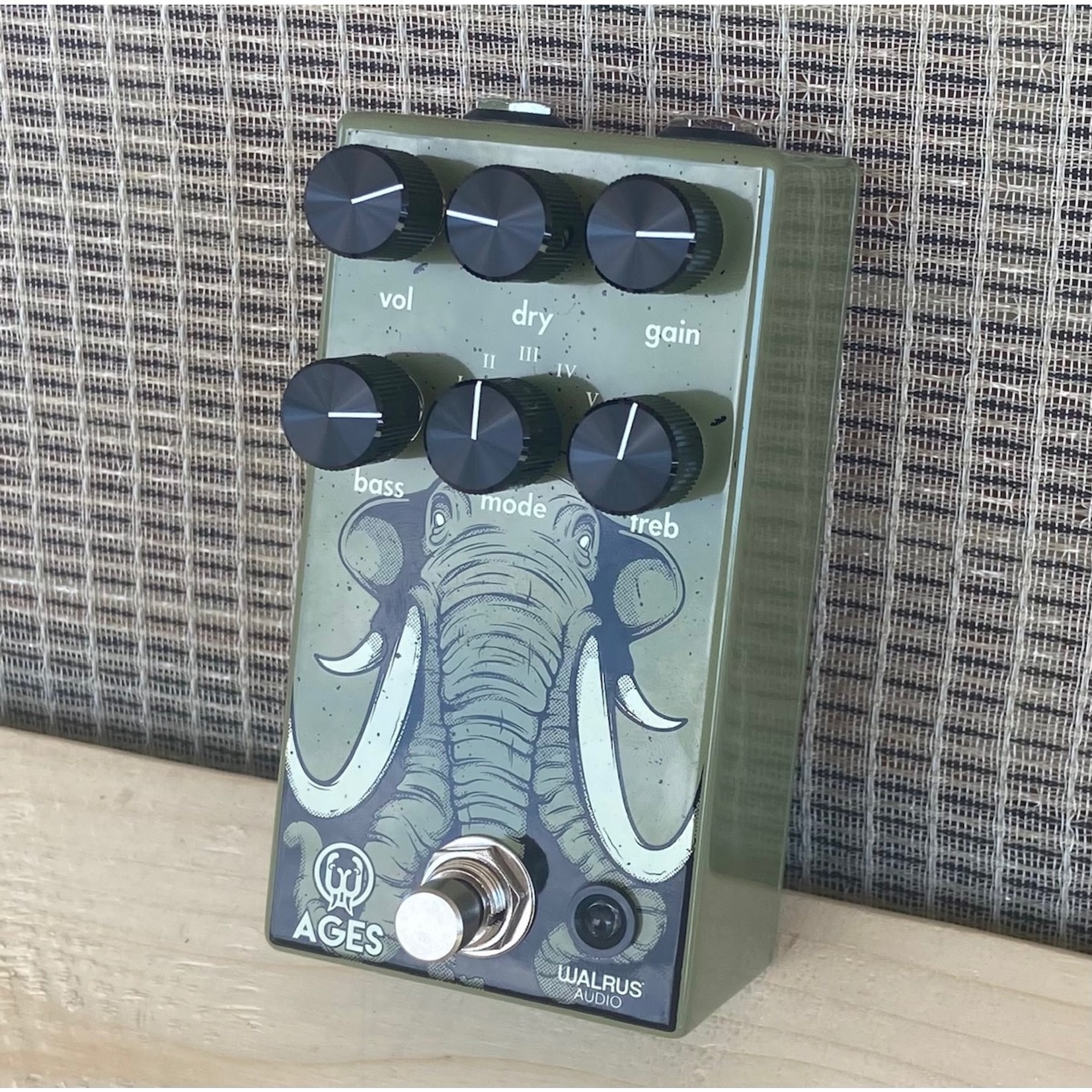 Walrus Audio Walrus Audio Ages Five-State Overdrive