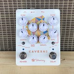 Keeley Electronics Keeley Caverns V2 Delay and Reverb Pedal