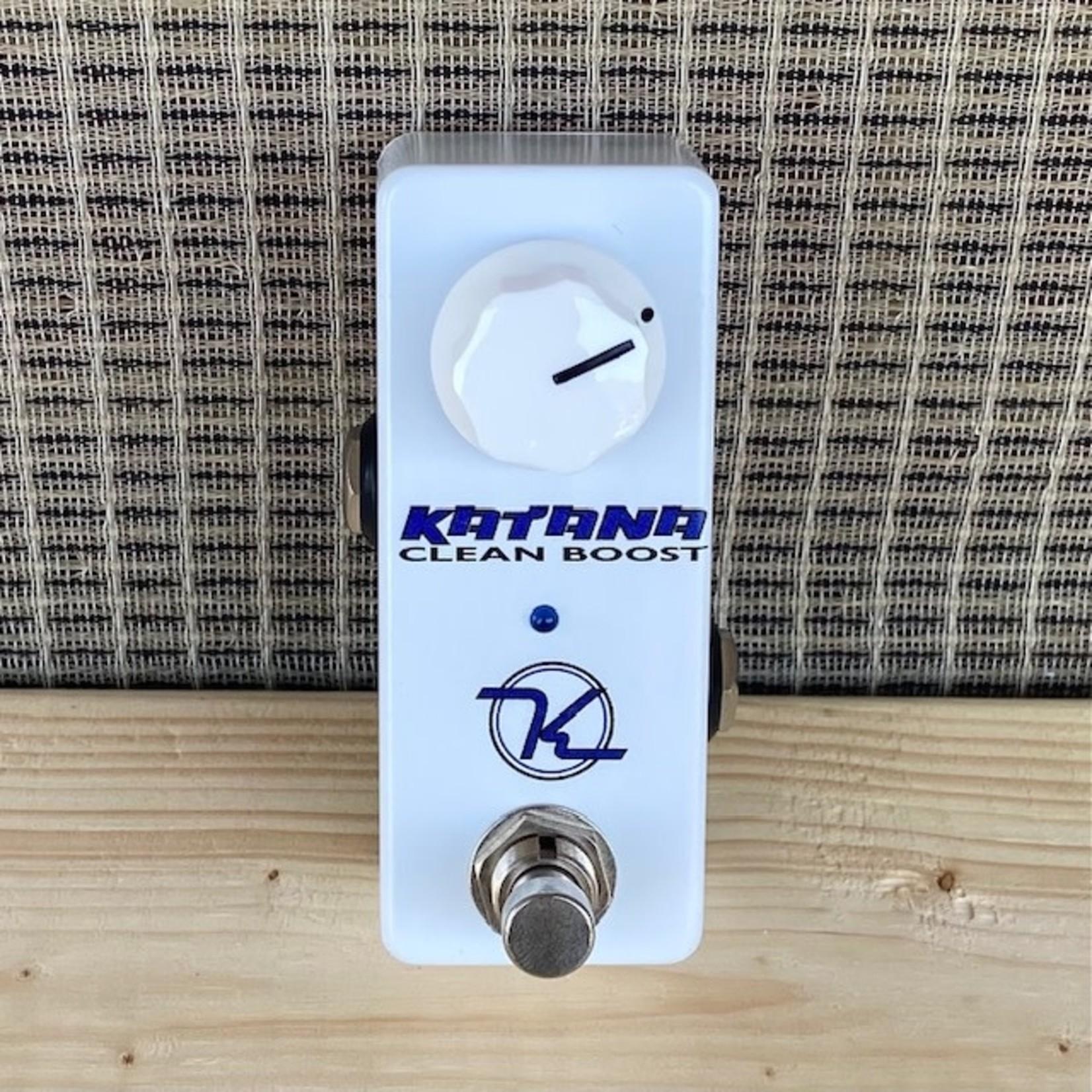Keeley Electronics Keeley Mini Katana
