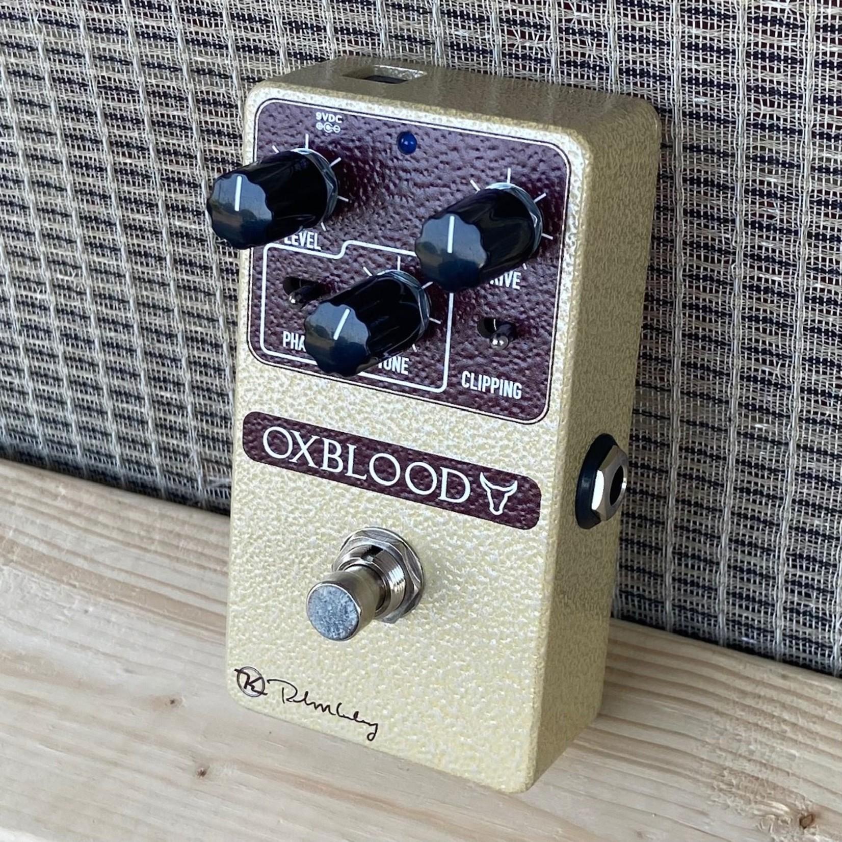 Keeley Electronics Keeley Oxblood Overdrive