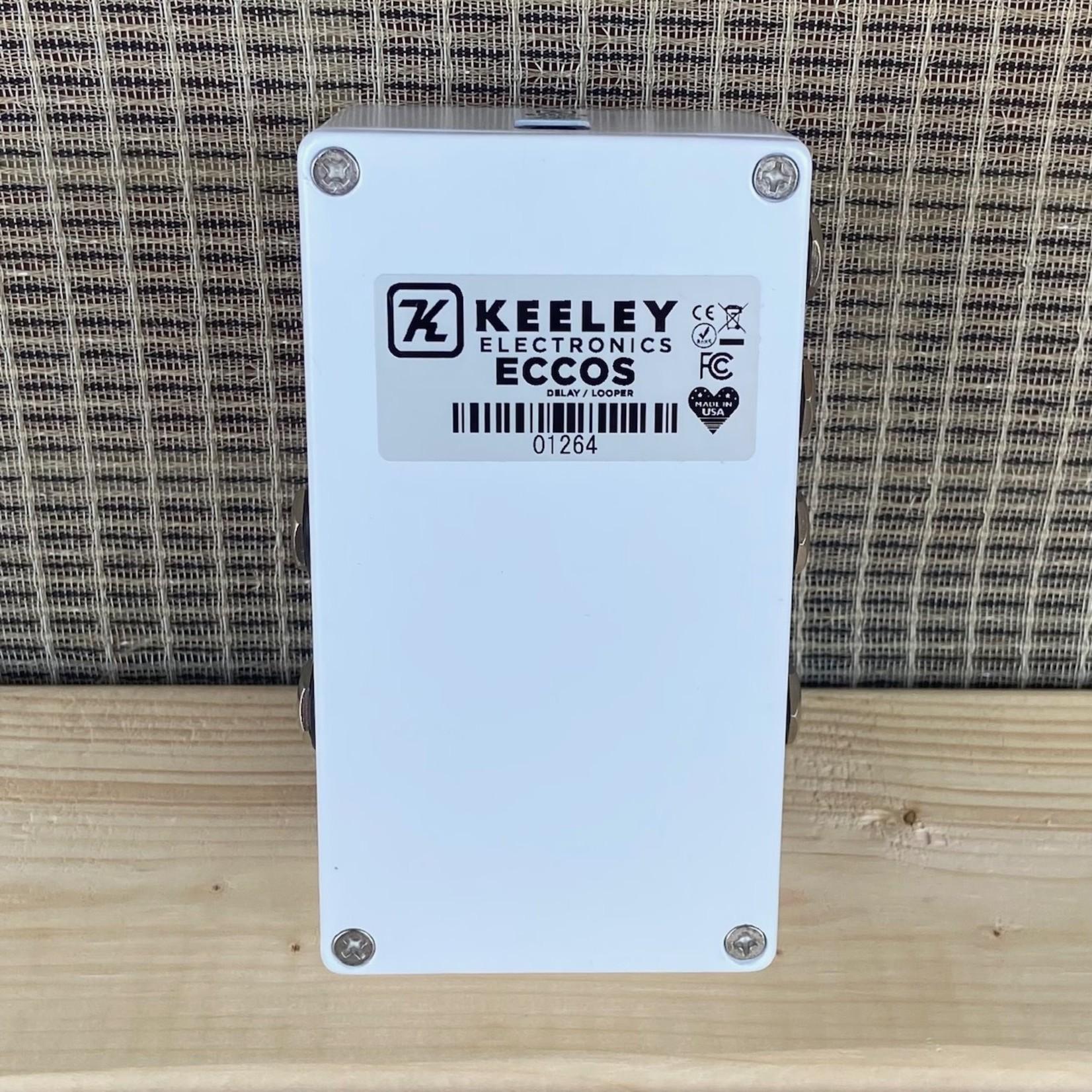 Keeley Electronics Keeley ECCOS Delay/Looper Pedal