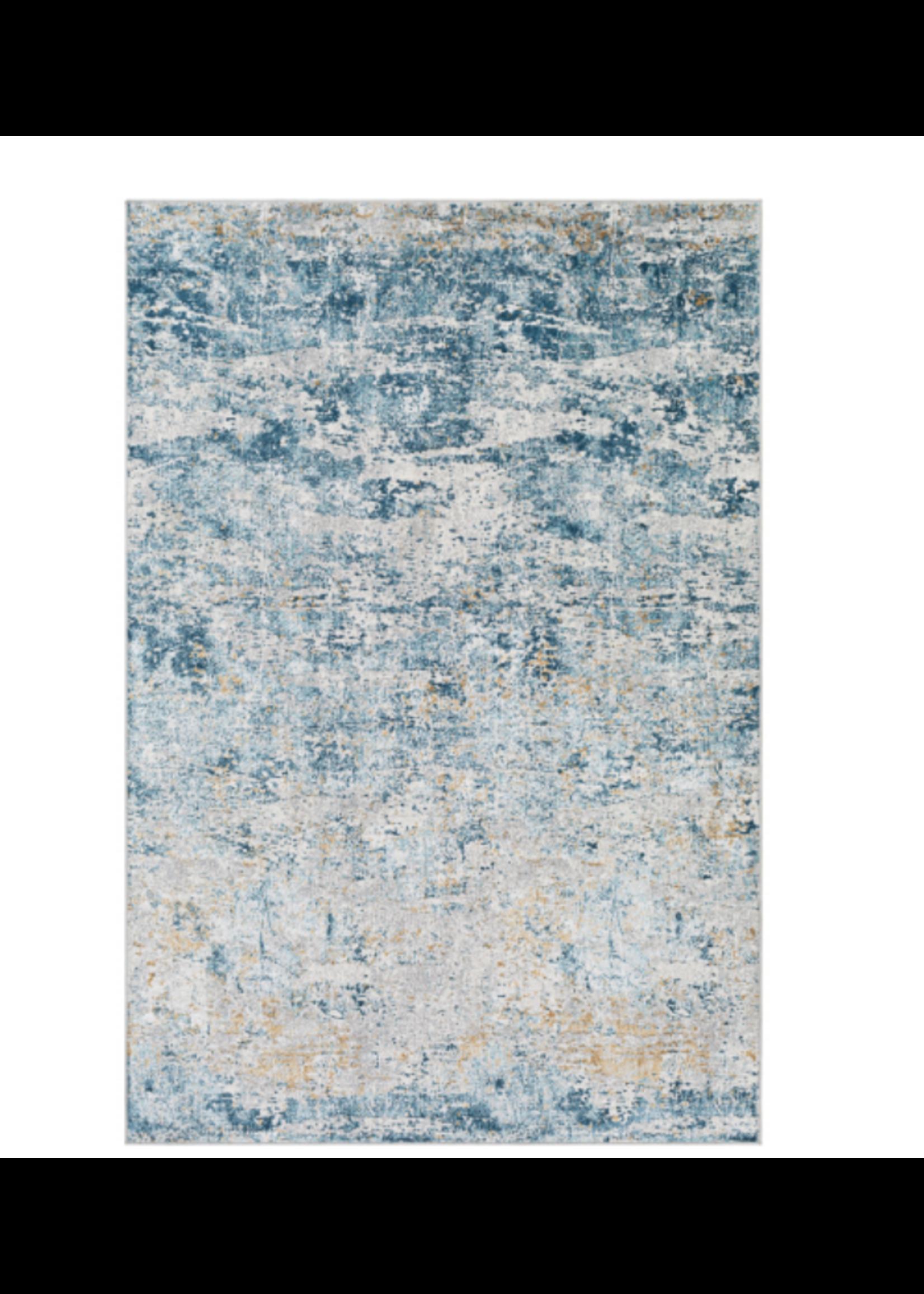 New] Couture  Blue and Orange 8x10 (SU CTU-2314)