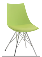 New EH D119CHR-32-08 DINING CHAIR-GREEN