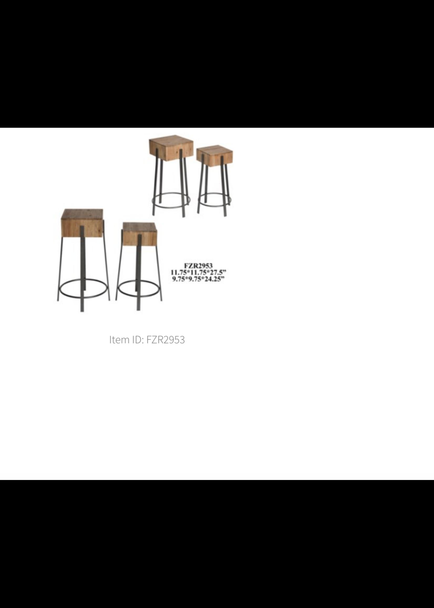 "New CV FZR2953 30"" Side Table"