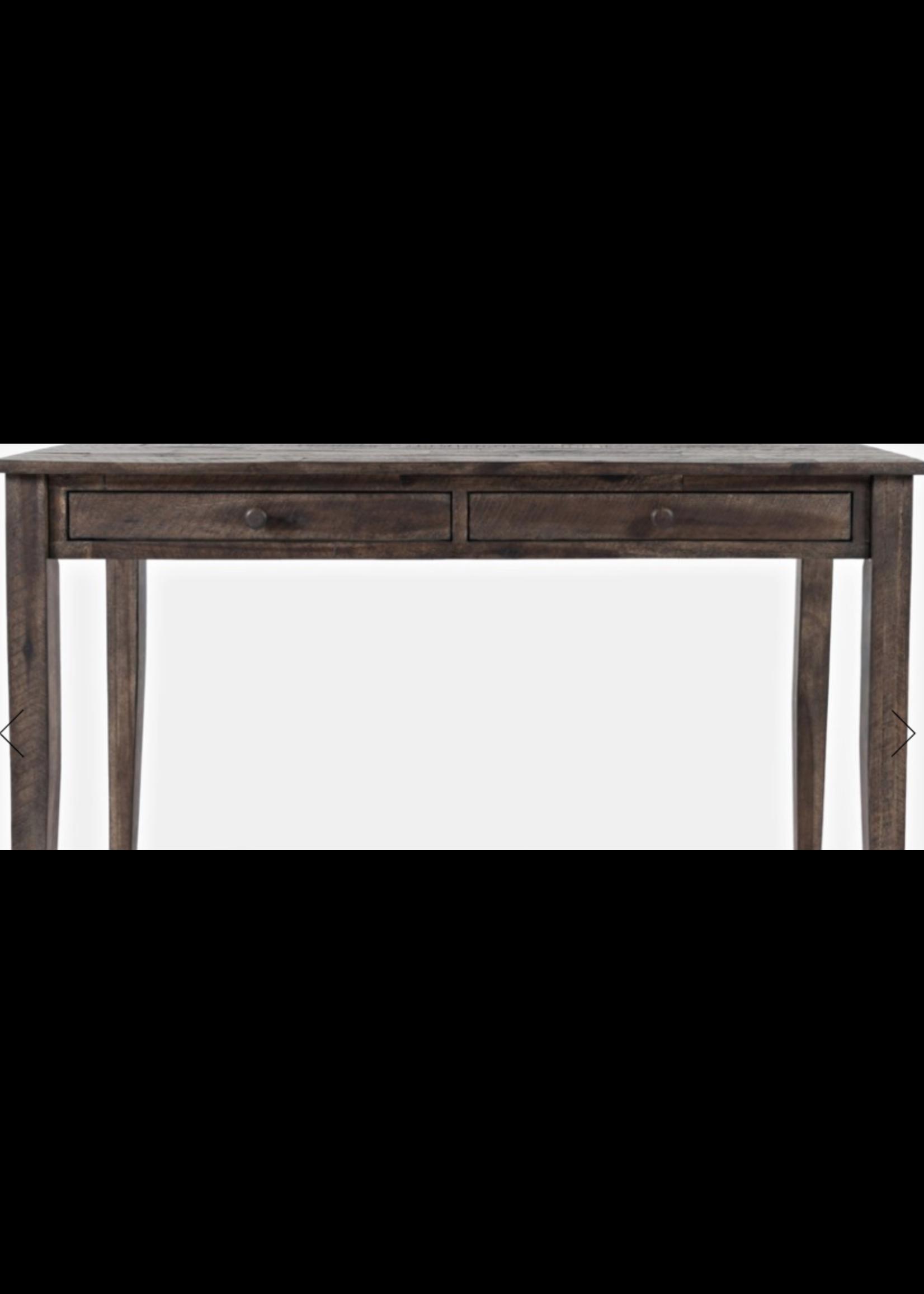 New Clark Desk - Burnished Chestnut