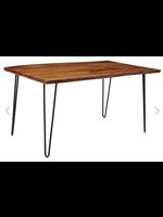 New JO Chestnut 60 Inch Dining Table 1781-60